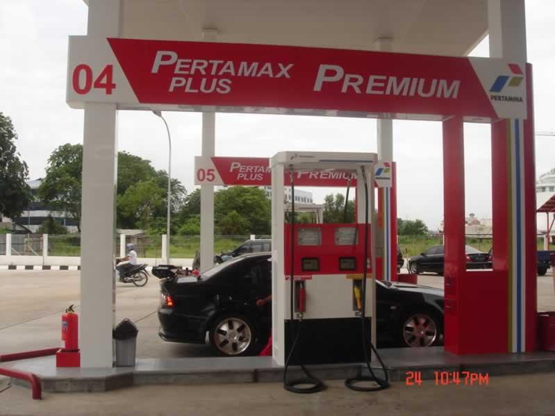 Trial Bahan Bakar Premium + Pertamax plus pada Honda Vario