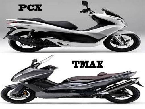 PCX-VS-TMAX
